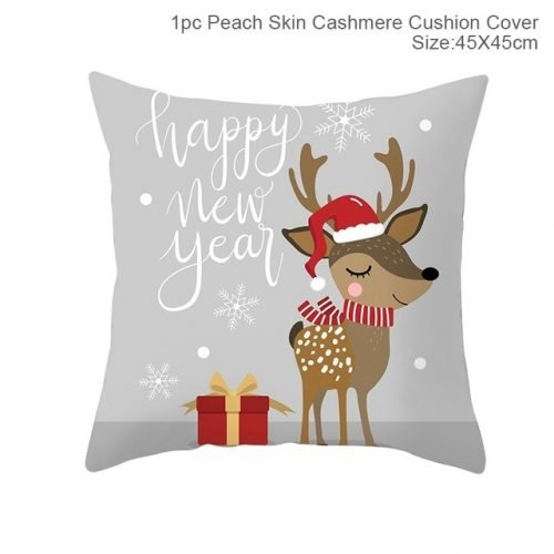 Holiday Pillow Cover Style 49-85