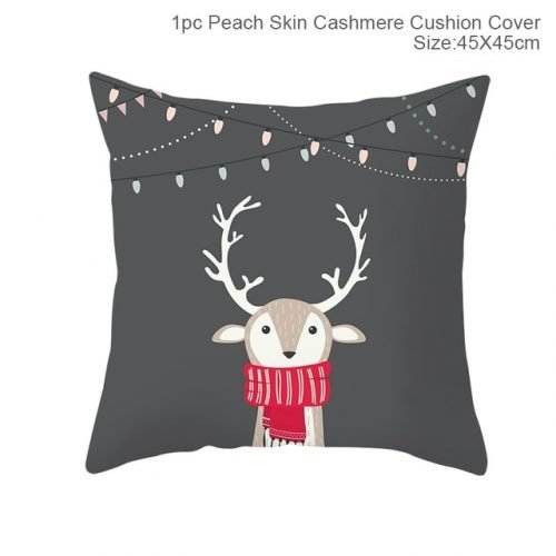 Holiday Pillow Cover Style 49-84