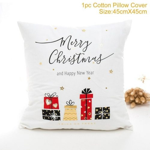 Holiday Pillow Cover Style 5