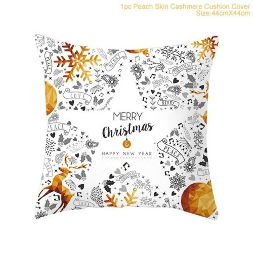 Holiday Pillow Cover Style 22