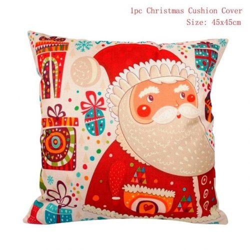 Holiday Pillow Cover Style 19