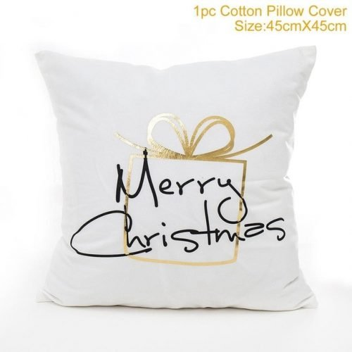 Holiday Pillow Cover Style 2