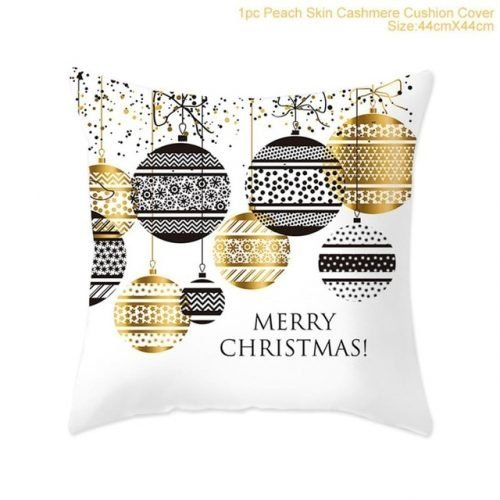 Holiday Pillow Cover Style 26