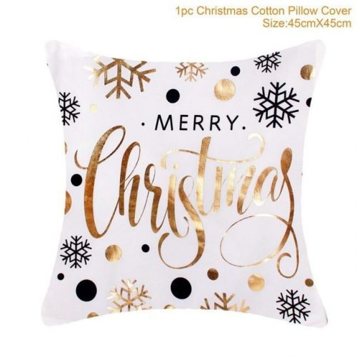 Holiday Pillow Cover Style 13