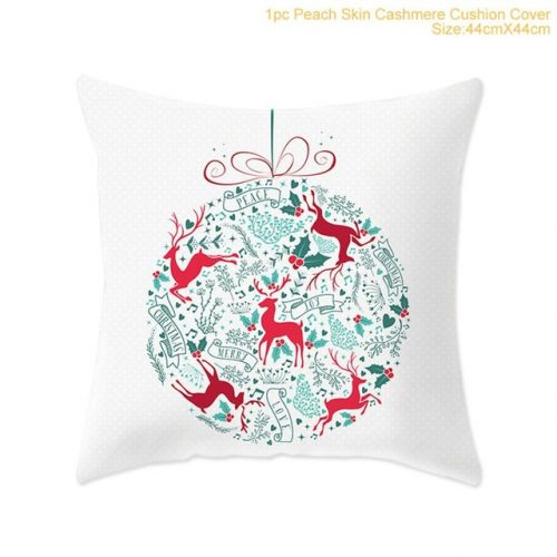 Holiday Pillow Cover Style 23
