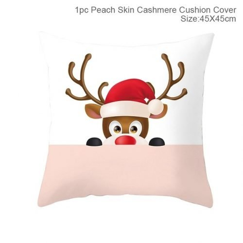 Holiday Pillow Cover Style 49-60