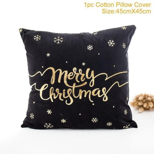 Holiday Pillow Cover Style 11