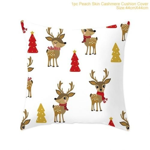 Holiday Pillow Cover Style 28