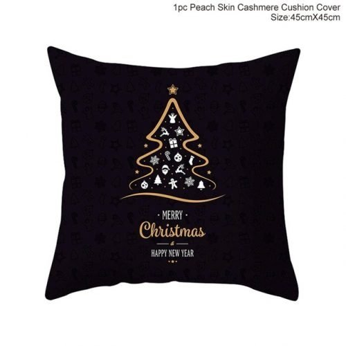 Holiday Pillow Cover Style 33