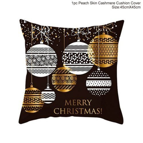 Holiday Pillow Cover Style 10-27
