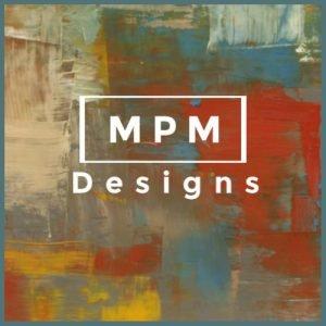 MPM Designs Logo